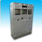 Fabrication of a Steel Electrical Control Enclosure for an Industrial Equipment Manufacturer